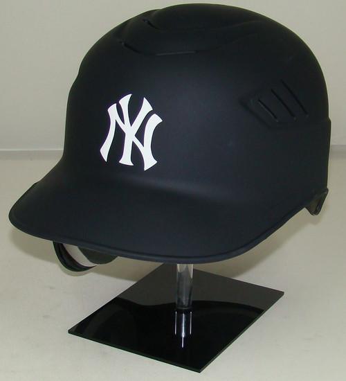 New York Yankees Matte Rawlings Coolflo REC Full Size Baseball Batting Helmet