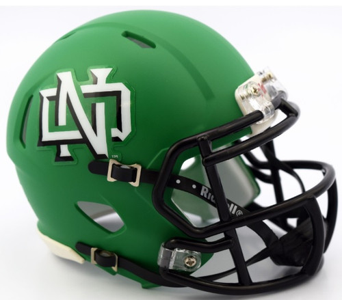 North Dakota Fighting Sioux NCAA Riddell SPEED Mini Helmet