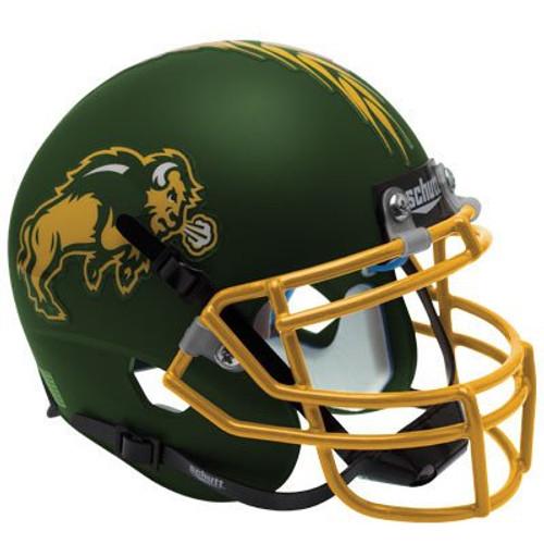 North Dakota State Bison Green Schutt Full Size Replica XP Football Helmet