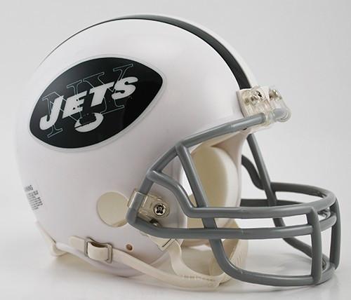New York Jets 1965-77 Riddell Mini Helmet