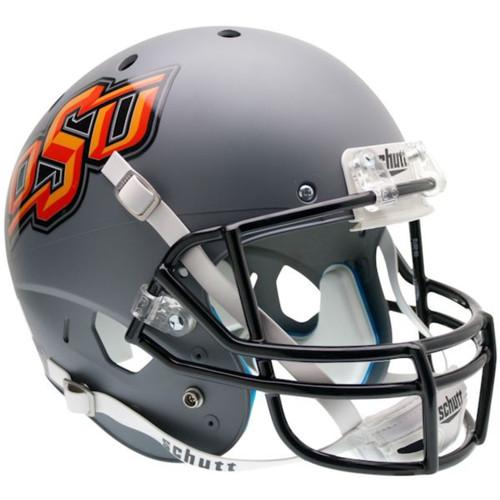 Oklahoma State Cowboys Gray Schutt Full Size Replica XP Football Helmet