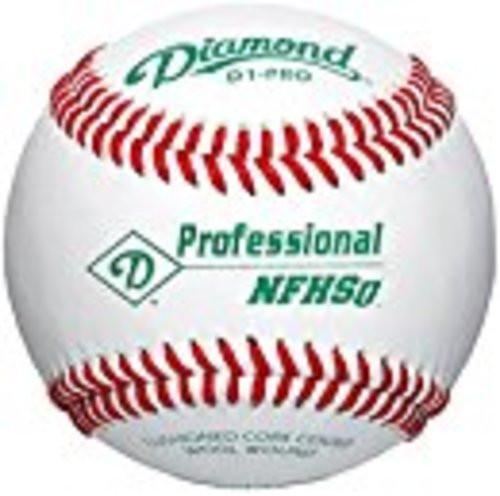 Diamond D1-PRO-NFHS baseball (Dozen) D1-PRO-NFHS