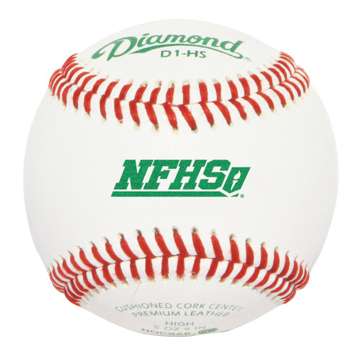 Diamond D1-NFHS baseball (Dozen) D1-HS