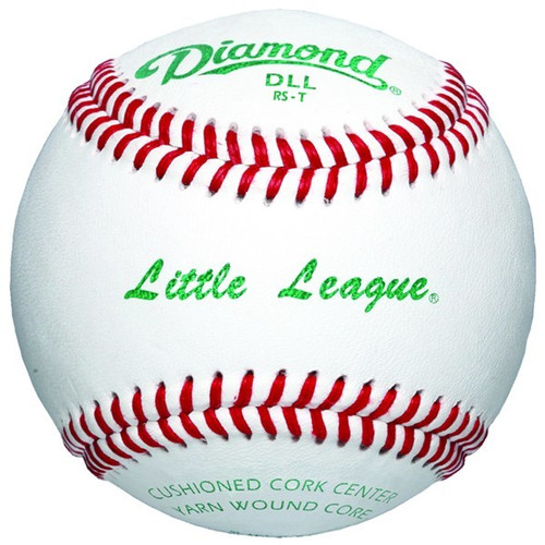 Diamond DLL Little League Baseballs (Dozen)