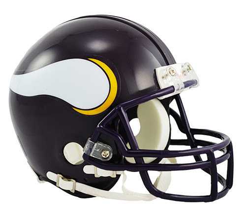 Minnesota Vikings 1983-01 Riddell Mini Helmet