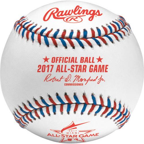 2017 MLB Official All-Star Game Baseball