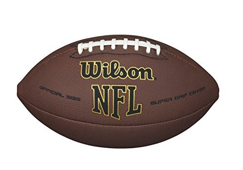 Wilson NFL Super Grip Official Football