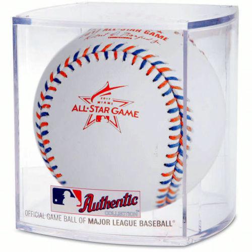 Rawlings 2017 MLB All‑Star Game Logo Baseball with Case