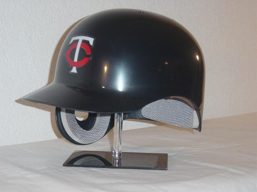 MINNESOTA TWINS Rawlings Classic Full Size MLB Official Batting Helmet - Lefty