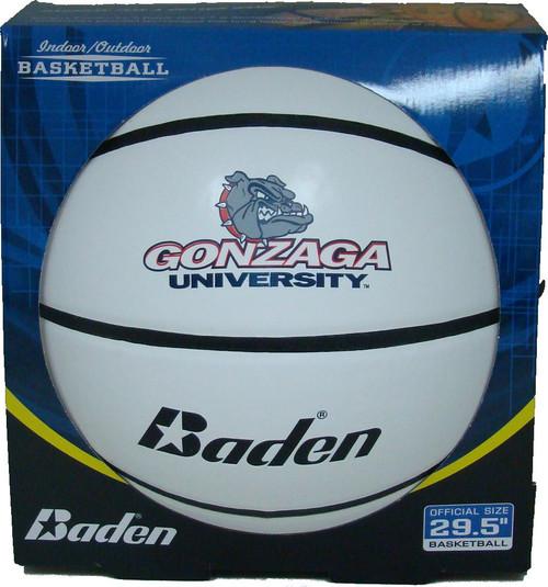 Gonzaga Bulldogs Official Full Size Autograph Basketball