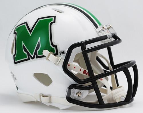 Marshall Thundering Herd NCAA Riddell SPEED Mini Helmet