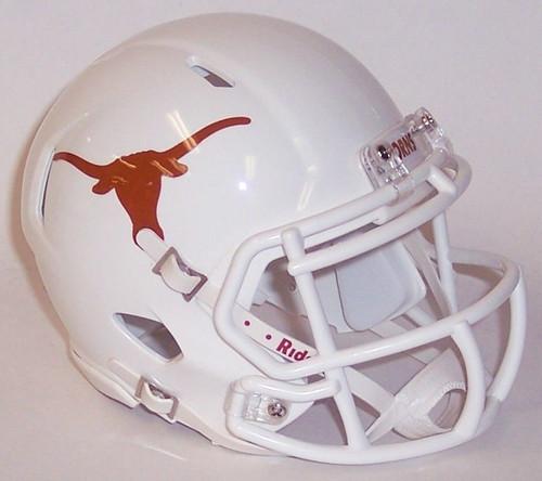 Texas Longhorns 2017 NCAA Riddell SPEED Mini Helmet