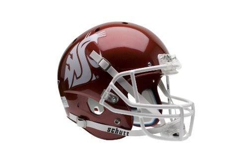 Washington State Cougars Schutt Full Size Replica XP Football Helmet