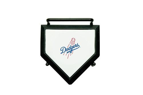 MLB Los Angeles Dodgers Home Plate 4-pack Coaster Set
