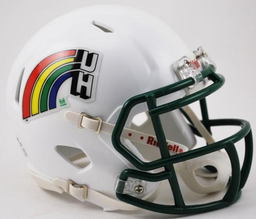 Hawaii Rainbows NCAA Revolution SPEED Mini Helmet