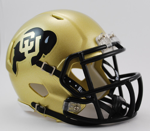 Colorado Buffaloes Revolution SPEED Mini Helmet