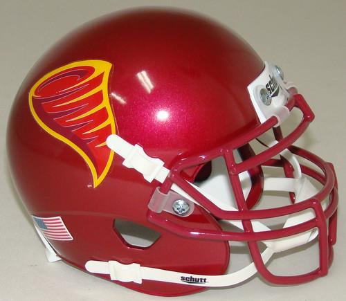 Iowa State Cyclones Alternate Schutt Authentic Mini Football Helmet