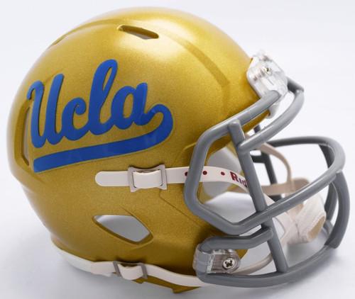 UCLA Bruins NCAA New 2017 Riddell Speed Mini Helmet