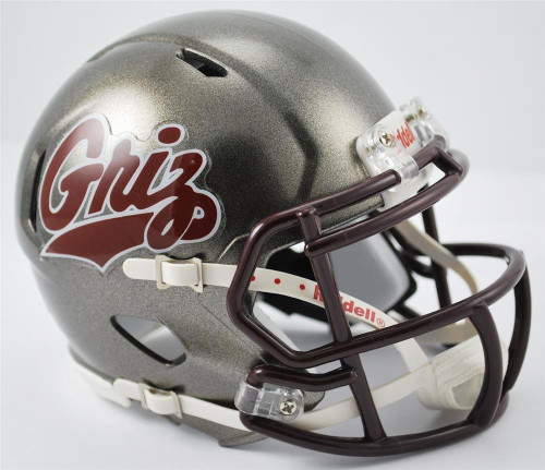 Montana Grizzlies Revolution SPEED Mini Helmet