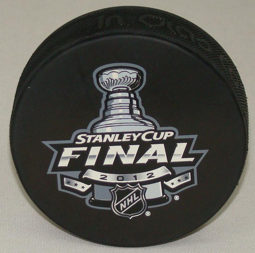2012 NHL Stanley Cup Playoff Sherwood Souvenir Puck