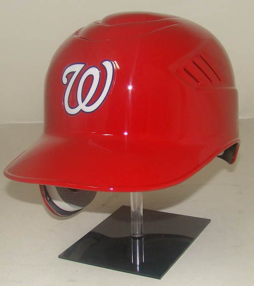 Washington Nationals Rawlings Home Coolflo REC Full Size Baseball Batting Helmet