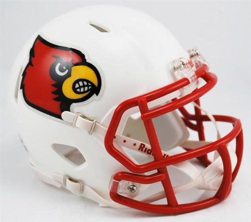 Louisville Cardinals NCAA Riddell SPEED Mini Helmet