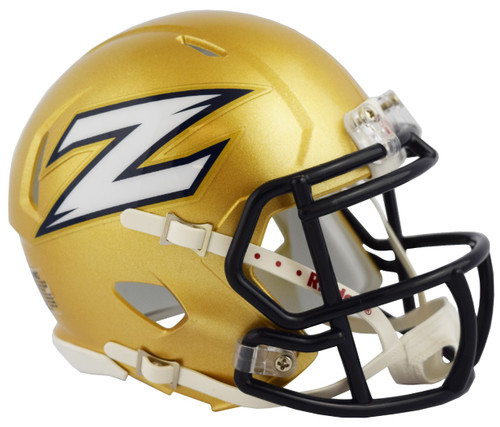Akron Zips NCAA Riddell Speed Mini Helmet
