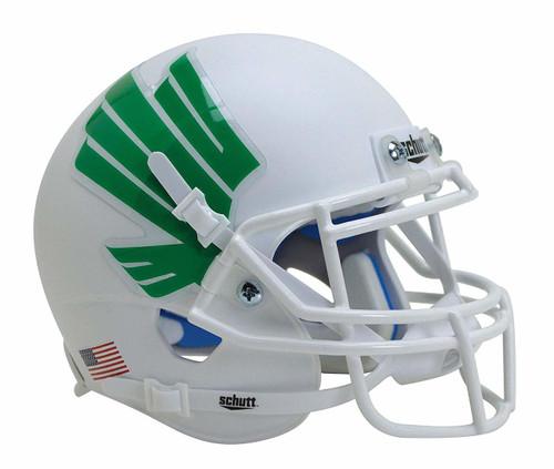 North Texas Mean Green Alternate 6 Schutt Authentic Mini Football Helmet
