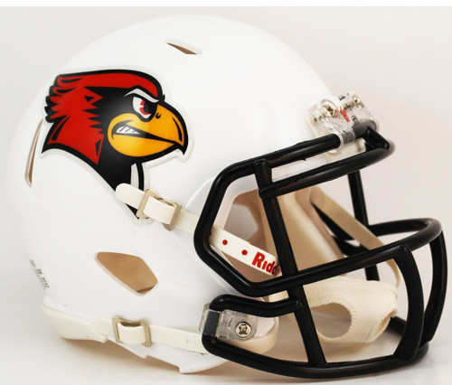 Illinois State Redbirds Revolution SPEED Mini Football Helmet