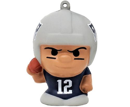 New England Patriots Tom Brady #12 SqueezyMates NFL Figurine