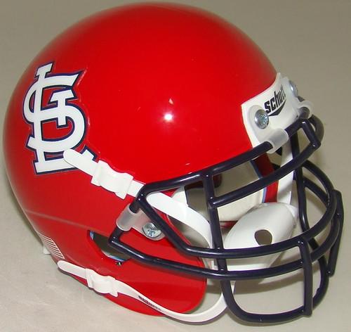 St. Louis Cardinals Schutt Mini FOOTBALL Helmet