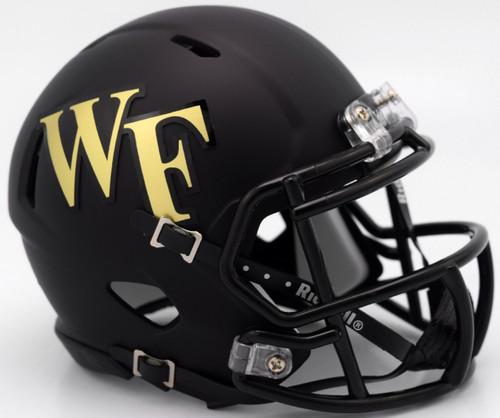 Wake Forest Demon Deacons NCAA Revolution SPEED Mini Helmet