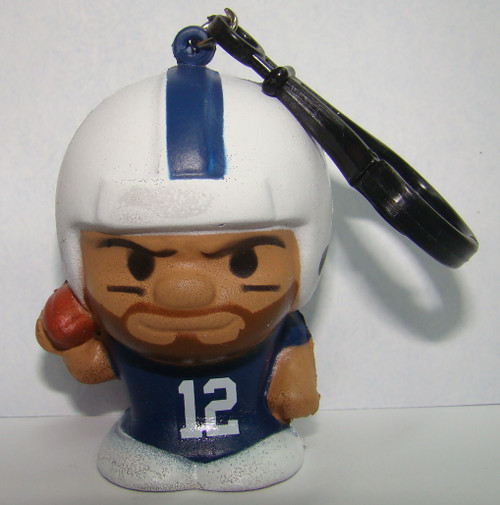 Indianapolis Colts Andrew Luck #12 SqueezyMates NFL Figurine