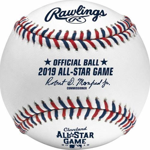 (6) 2019 MLB Official All-Star Game Baseballs - Boxed