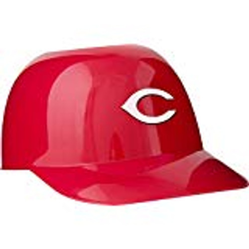 Cincinnati Reds MLB 8oz Snack Size / Ice Cream Mini Baseball Helmets - Quantity 1