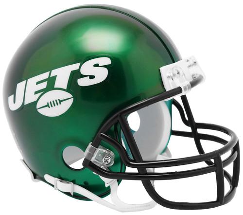 New York Jets 2019 NFL Riddell VSR4 Mini Football Helmet