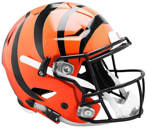 Cincinnati Bengals NEW SpeedFlex Riddell Full Size Authentic Football Helmet - Speed Flex