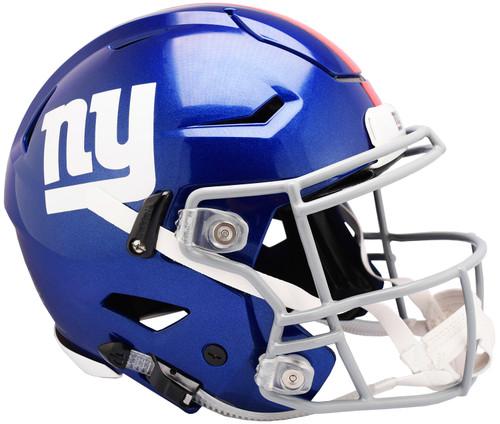New York Giants NEW SpeedFlex Riddell Full Size Authentic Football Helmet - Speed Flex