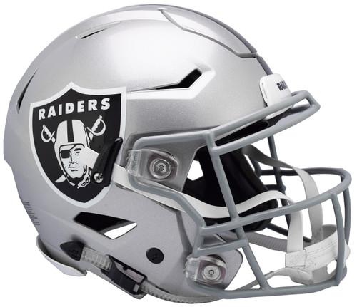 Las Vegas Raiders NEW SpeedFlex Riddell Full Size Authentic Football Helmet - Speed Flex