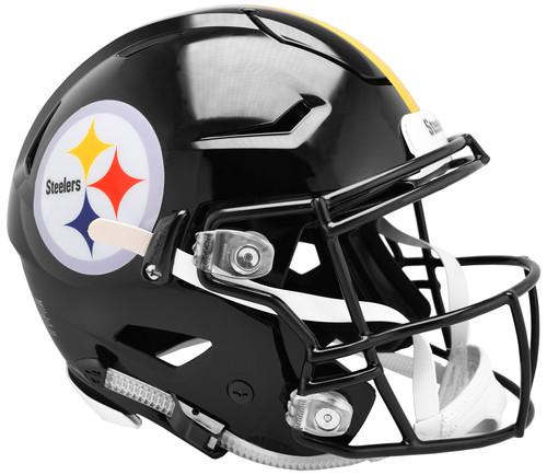 Pittsburgh Steelers NEW SpeedFlex Riddell Full Size Authentic Football Helmet - Speed Flex