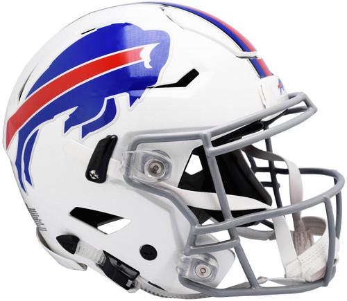Buffalo Bills NEW SpeedFlex Riddell Full Size Authentic Football Helmet - Speed Flex