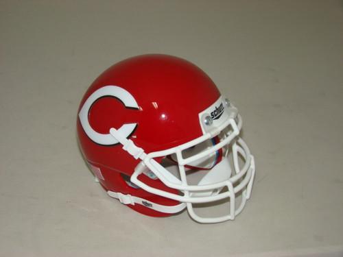 Cincinnati Reds Schutt MLB Mini FOOTBALL Helmet