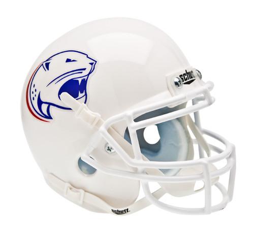 South Alabama Jaguars Schutt Mini Authentic Helmet