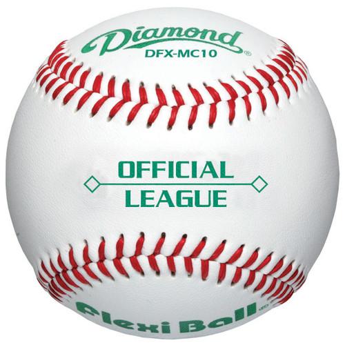 Diamond DFX-MC10 OL Official Leage Baseballs (Dozen)