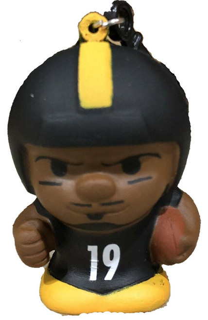 Pittsburgh Steelers Juju Smith-Schuster #19 Series 2 SqueezyMates NFL Figurine