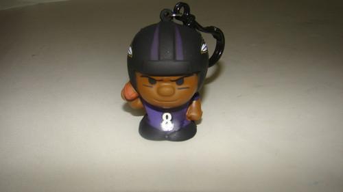 Baltimore Ravens Lamar Jackson #8 Series 2 SqueezyMates NFL Figurine