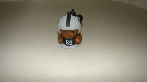 Oakland Raiders Antonio Brown #84 Series 2 SqueezyMates NFL Figurine
