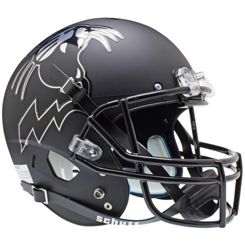 Northwestern Wildcats Alternate Black Schutt Full Size Replica XP Football Helmet