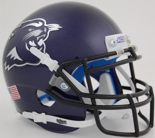 Abilene Christian Wildcats Schutt Mini Authentic Football Helmet