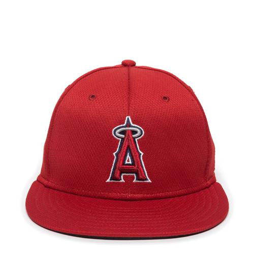 Los Angeles Angels of Anaheim MLB Mesh Replica Adjustable Baseball Cap Hat